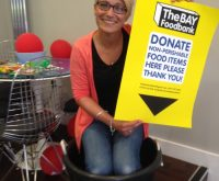 First Class support for The BAY Foodbank