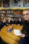 Author Dan Smith Visits Local High School