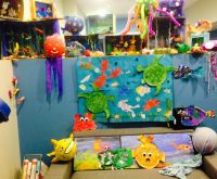 'under the sea' competition winners!