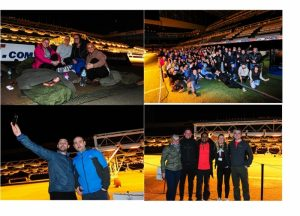 CEO Sleepout Update
