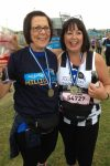 Great North Run fundraising
