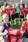First Class Supply sponsor School Football Team