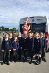 First class support helps pupils travel further!