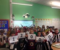 Toon times project reaches 12,000 pupils!