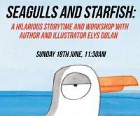 Seagulls and Starfish!