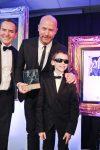 Foundation Champion Mikey meets Alan Shearer!