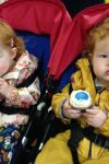 Babies and Cakes – First Class!