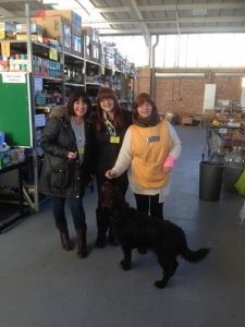 Bay Foodbank Volunteers