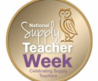 National Supply Teacher Week is here!