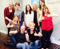 Happy red nose day!!