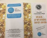 Churchill Star Awards and First Class