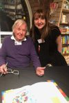 We meet David McKee, author of Elmer books!