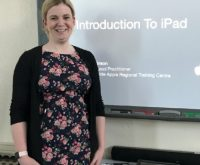 FREE iPad training for Teachers and Teaching Assistants