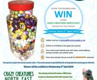 Last day to enter our Easter Competition!