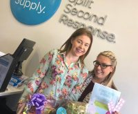 Easter Raffle for St Oswald's!