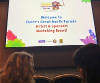 We have chosen the design for our Elmer!