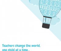 Our Teachers and TA's Change the World!!