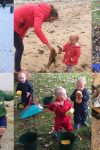Fun for little ones at Churchill Playing Fields