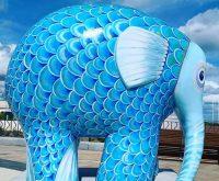 Elmer's Great North Parade Auction raises a MASSIVE £182,200!!!