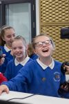 We support 20 children to attend the BETT Show in London for the second year!