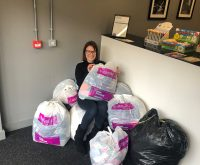 St Oswald's Hospice Donations