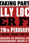 Support Whitley Bay 'Fiver Fest'