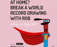 Break a World  Record with the World's Biggest Art Lesson!