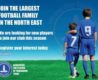 Join a local football family – ages under 7's to under 18's