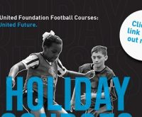 Holiday Football Courses