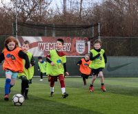 Holiday Soccer Courses