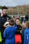Half Term Professional Football Training