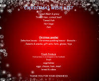 Last chance for Christmas donations to The BAY Foodbank