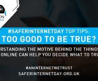 Stay Safe Online!