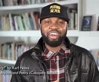 Authors into Schools with Karl Nova!