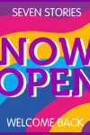 Seven Stories are open again!
