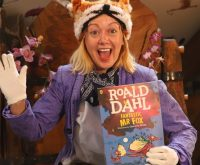 Have fun with Mr Fox at Seven Stories this weekend!
