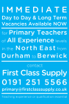 Dedicated Primary Teachers wanted to join our outstanding team