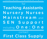 Join our First Class team of Teaching Assistants